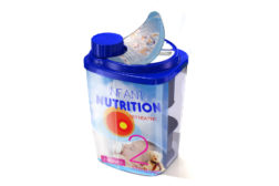 Self-heating packaging for baby formula perfect for on the go parents