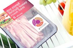 Smart Label indicates freshness of food