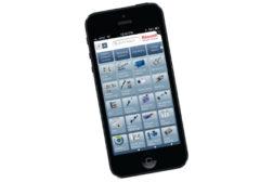 Bosh Rexroth Mobile App