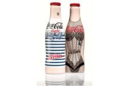 Gaultier Coke bottle wins awards