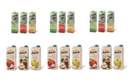 apple juice packaging