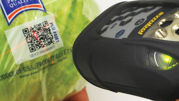 Domino's Bijet+, QR codes, interactive package, produce packaging