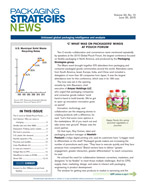 Packaging Strategies Newsletter June 30th, 2015 Cover