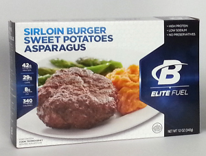 BodyBuilding.Com Elite Fuel meal packaging