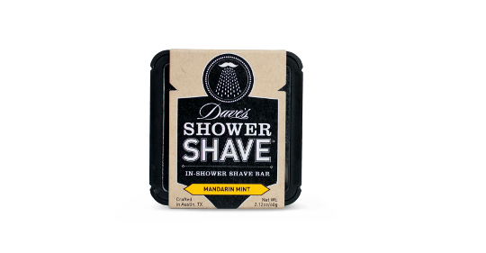 Dave's Shower Shave