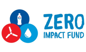 PepsiCo Recycling Zero Impact Logo