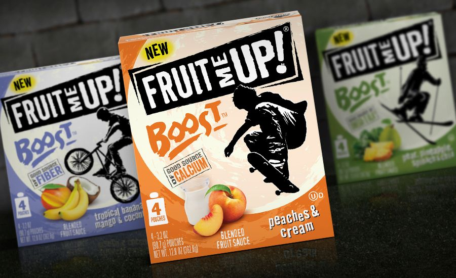 FRUIT ME UP - Brand Identiy/Packaging