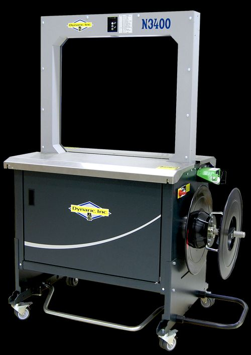 N3400 Fast, Energy Saving Plastic Banding Strapping Machine