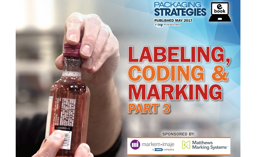 Labeling, Coding & Marking- Volume 3