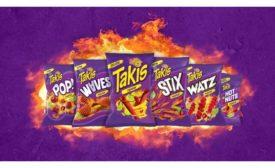 Takis New Packaging