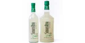 SmarteRita new premixed margarita comes in glass and PET bottles