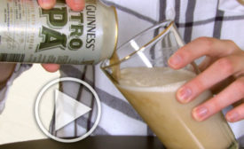 Guinness Nitro IPA canned beer